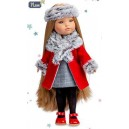 Muñeca Fashion Girl Pelo Largo